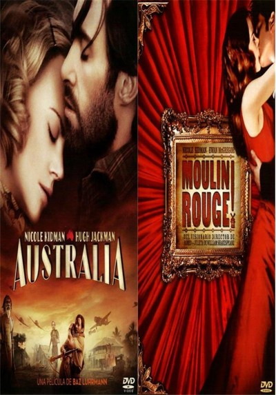 Pack Australia + Moulin Rouge
