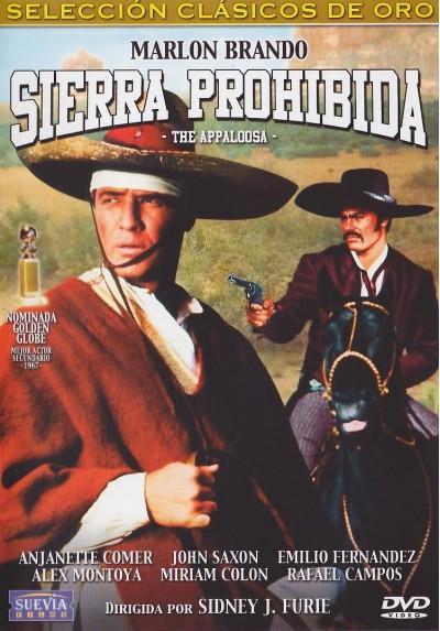 Sierra Prohibida (The Appaloosa)