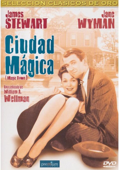 Ciudad Magica (Magic Town)
