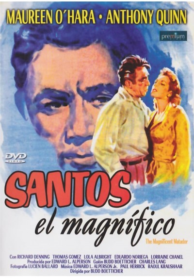 Santos El Magnifico (The Magnificent Matador)