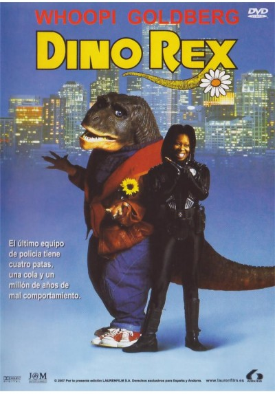 Dino Rex (Theodore Rex)