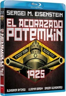 El Acorazado Potemkin (Bronenosets Potyomkin) (Blu-Ray)