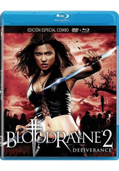 Bloodrayne 2 : Deliverance (Blu-Ray + Dvd) (Bloodrayne II: Deliverance)