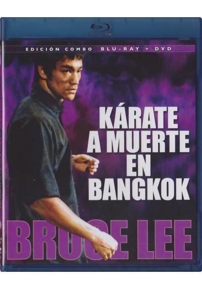 Karate A Muerte En Bangkok (Blu-Ray + Dvd) (Tang Shan Da Xiong)