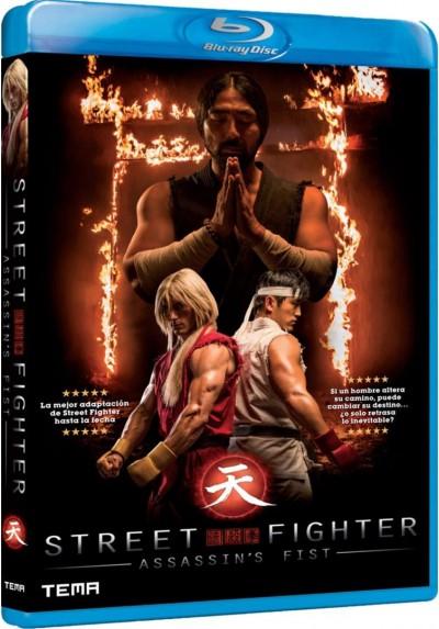 Street Fighter : Assassin´s Fist (Blu-Ray)