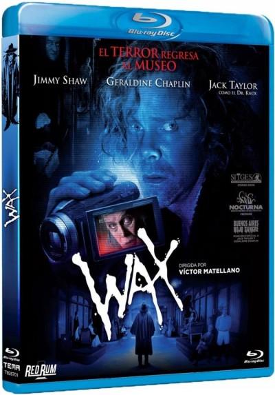 Wax (Blu-Ray)