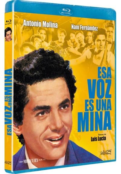 Esa Voz Es Una Mina (Blu-Ray)