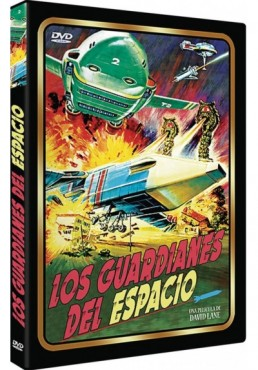Los guardianes del espacio (Thunderbirds Are GO)