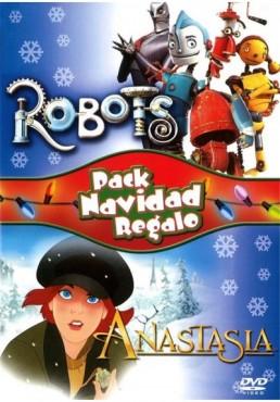 Pack Robots + Anastasia