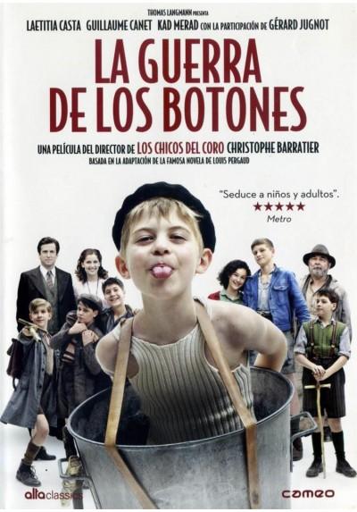 La Guerra De Los Botones (2011) (La Nouvelle Guerre Des Boutons)