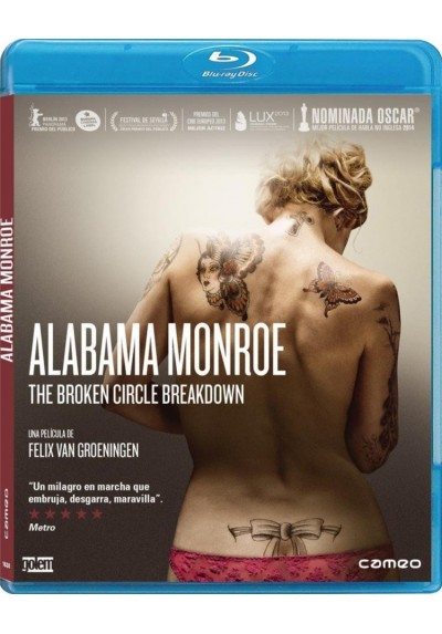 Alabama Monroe (Blu-Ray)