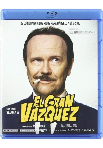 El Gran Vazquez (Blu-Ray)