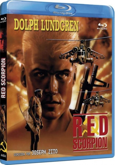 Red Scorpion (Blu-Ray)