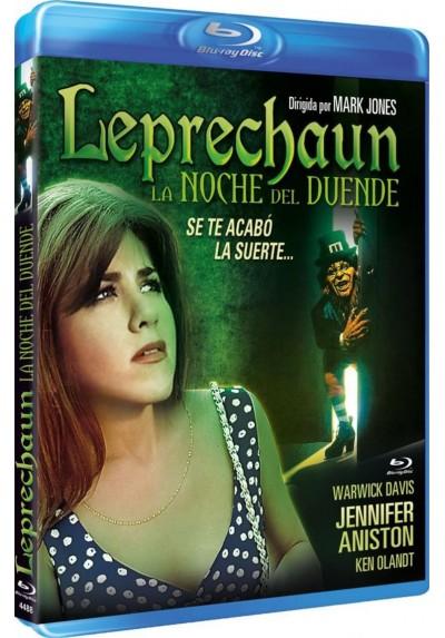 Leprechaun, La Noche Del Duende (Blu-Ray)