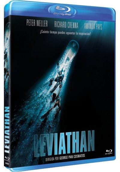Leviathan : El Demonio Del Abismo (Blu-Ray)
