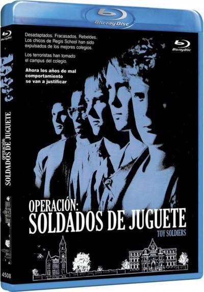 Operacion : Soldados De Juguete (Blu-Ray) (Toy Soldiers)