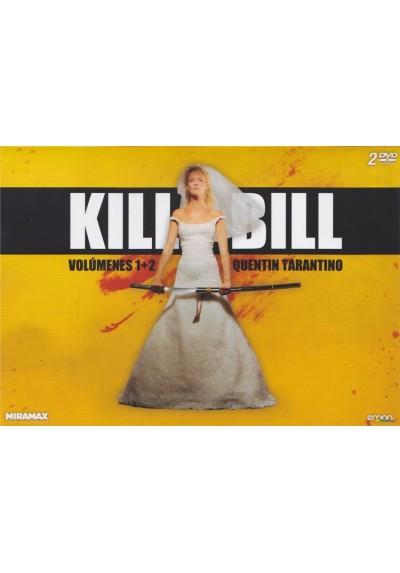 Pack Kill Bill / Kill Bill 2 (Ed. Horizontal)