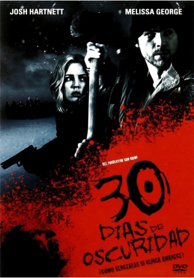 30 Dias De Oscuridad (30 Days Of Night)