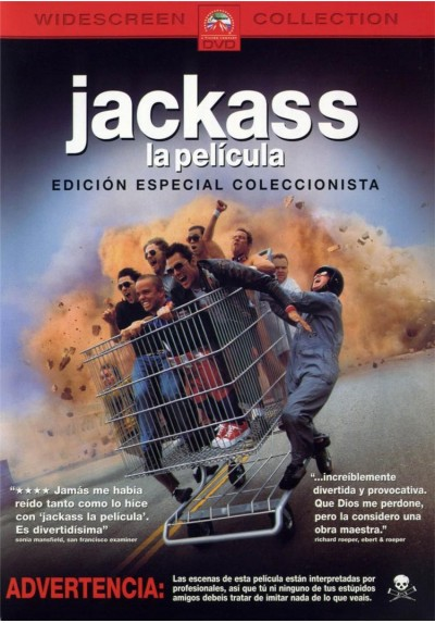 Jackass : La Pelicula (Jackass : The Movie)