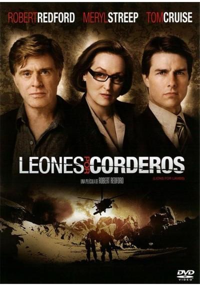 Leones por Corderos (Lions for Lambs)