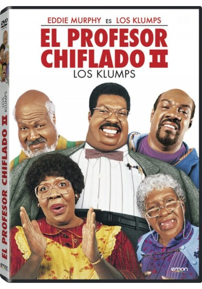 El Profesor Chiflado II : La Familia Klump (Nutty Professor II : The Klumps)