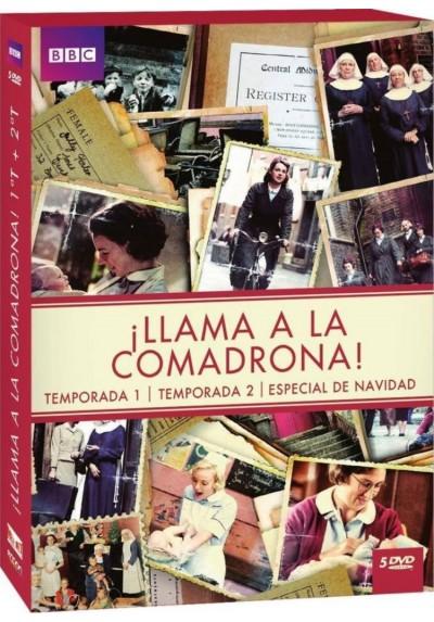 Llama A La Comadrona - 1ª Y 2ª Temporada