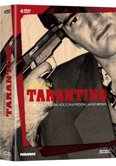 Pack Quentin Tarantino (2013)