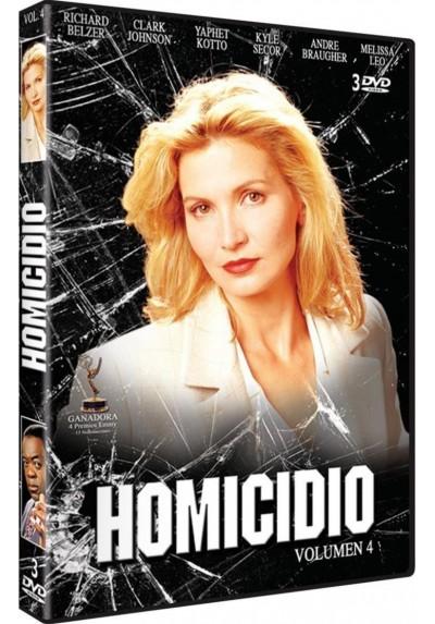 Homicidio - Vol. 4 (Homicide: Life On The Street)
