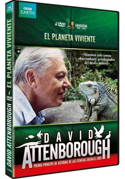 Pack El Planeta Viviente - Serie Completa (The Living Planet)