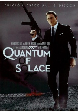 Quantum of Solace - Edición Especial - 2 Discos (Quantum of Solace)