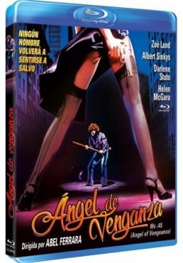 Angel De Venganza (Blu-Ray) (Angel Of Vengeance)