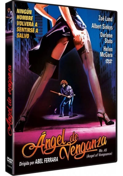 Angel De Venganza (Angel Of Vengeance)