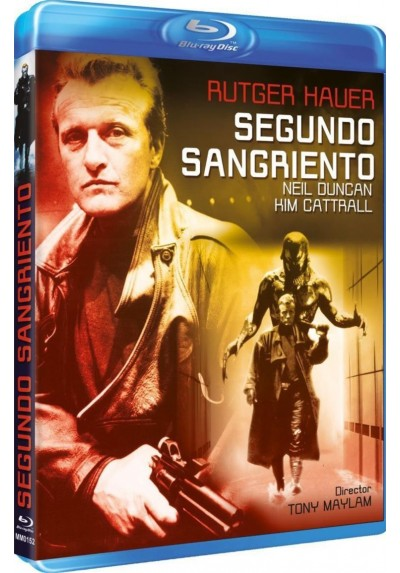 Segundo Sangriento (Blu-Ray) (Split Second)