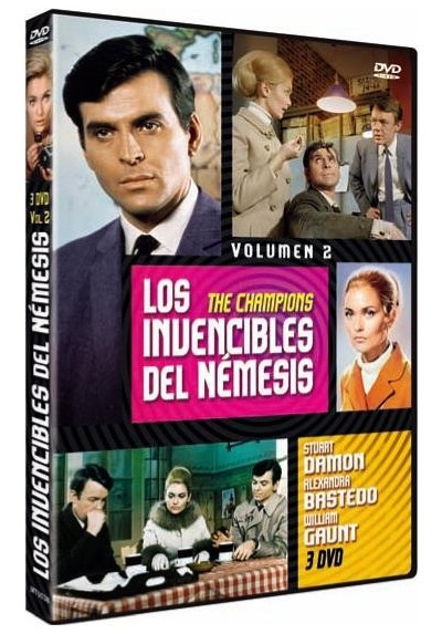 Los Invencibles Del Némesis - Vol. 2 (The Champions)