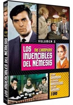 Los Invencibles Del Némesis - Vol. 2 (The Champions)
