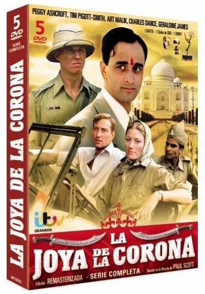 La Joya De La Corona - Serie Completa (The Jewel In The Crown)
