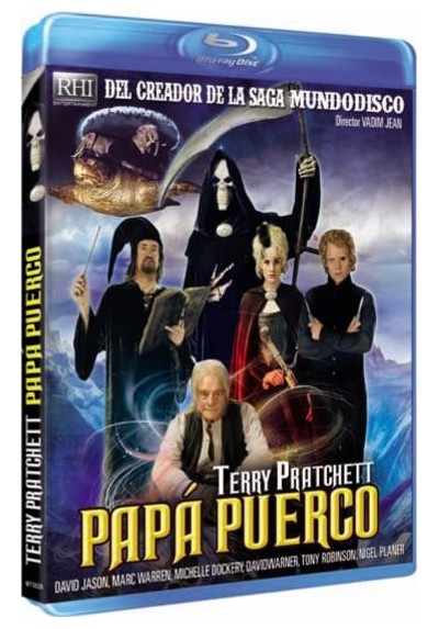 Papa Puerco (Blu-Ray) (Hogfather)