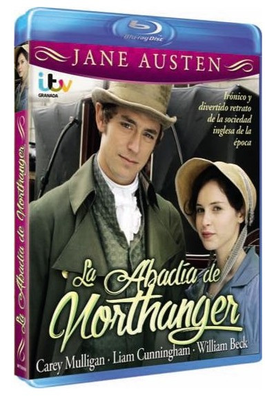 La Abadia De Northanger (2007) (Blu-Ray) (Northanger Abbey)