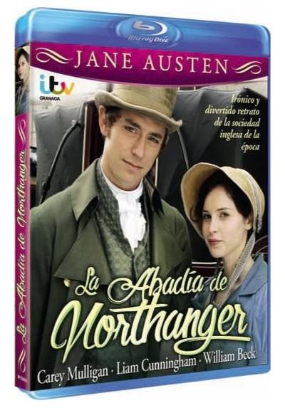 La Abadia De Northanger (2007) (Blu-Ray) (Northanger Abbey)