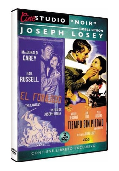 Pack Doble Sesion Joseph Losey