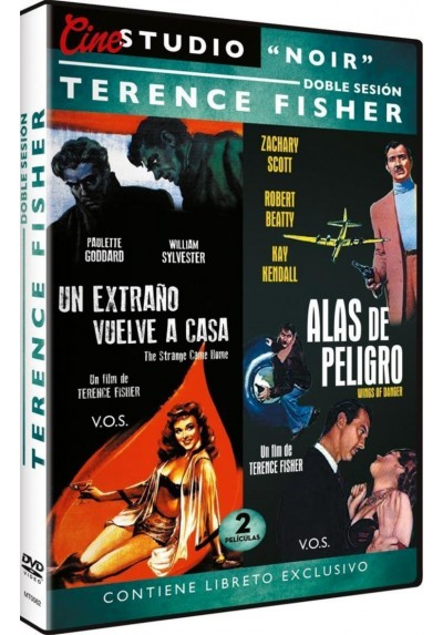 Pack Doble Sesion Terence Fisher
