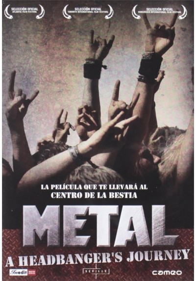 Metal : A Headbanger´s Journey (A Headbanger´s Journey) (V.O.S.)