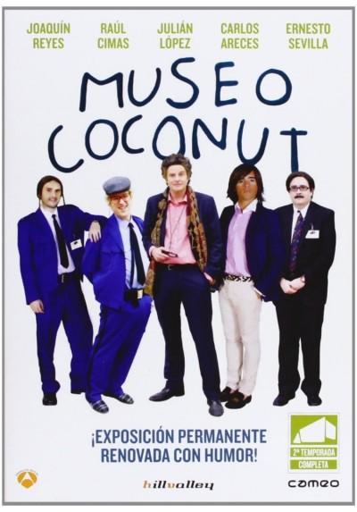 Museo Coconut - 2ª Temporada