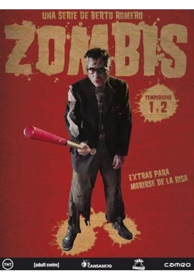 Pack Zombis - 1ª Y 2ª Temporada