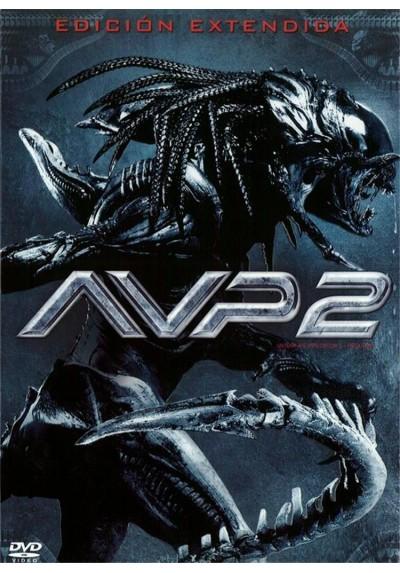Aliens vs Predator 2 - Edición Extendida