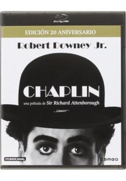 Chaplin (Ed. 20 Aniversario) (Blu-Ray)