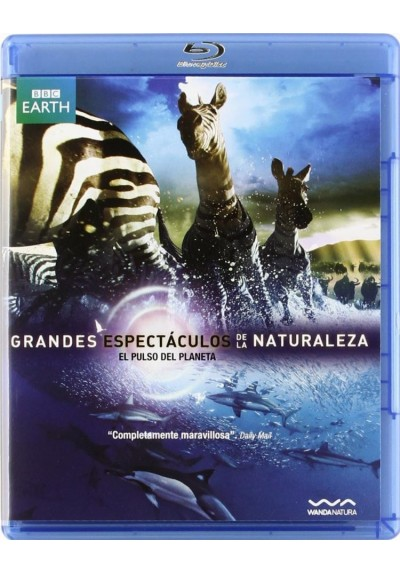 Grandes Espectaculos De La Naturaleza (Blu-Ray) (Nature´s Great Events)