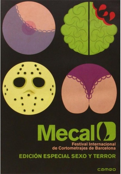 Mecal : Edicion Especial Sexo Y Terror