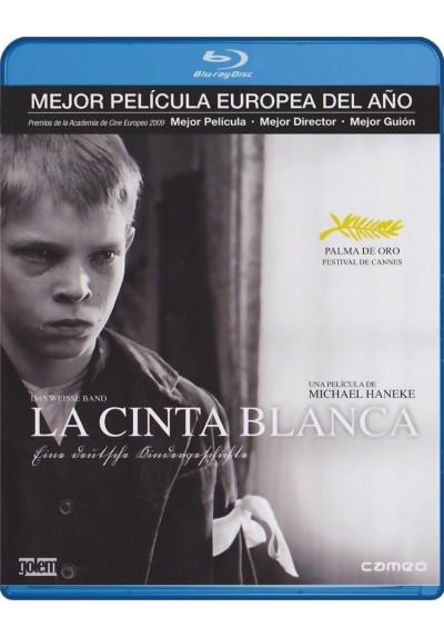 La Cinta Blanca (Blu-Ray) (Das Weisse Band - Eine Deutsche Kindergeschichte)