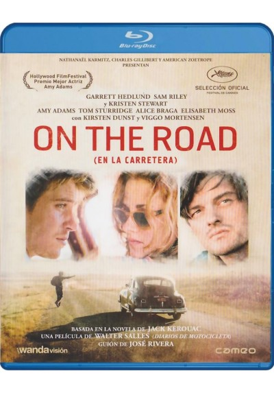 On The Road (En La Carretera) (Blu-Ray)
